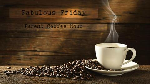 Fabulous Friday Parent Coffee Hour | St Matthew Lutheran School #coffeeFriday